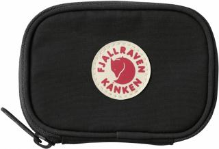 fjellreven kånken card wallet - black