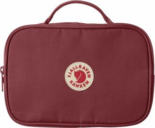 fjellreven kånken toiletry bag - ox red