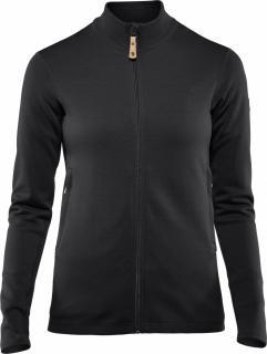 fjellreven keb wool sweater dame - black