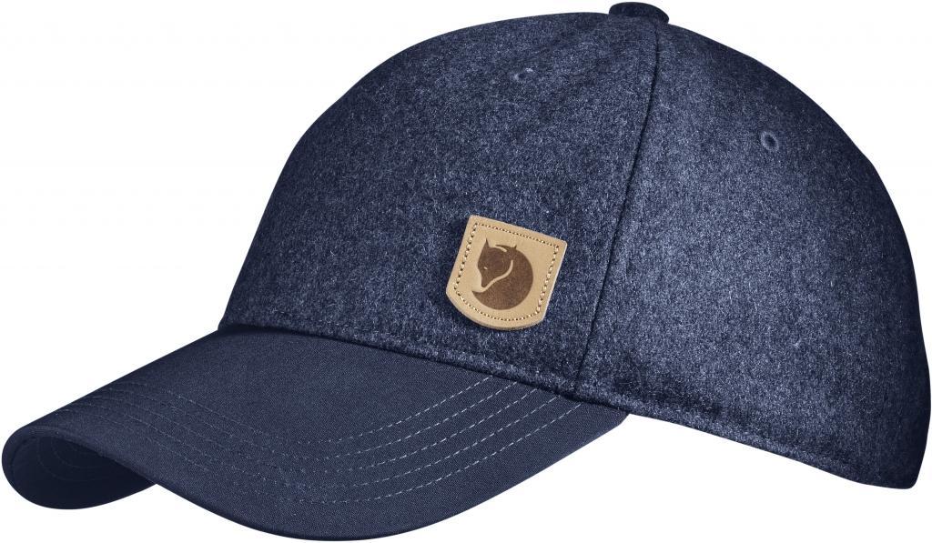 fjellreven greenland wool cap - dark navy