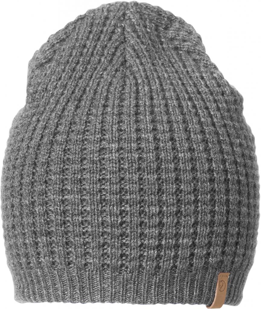 fjellreven structure beanie - grey