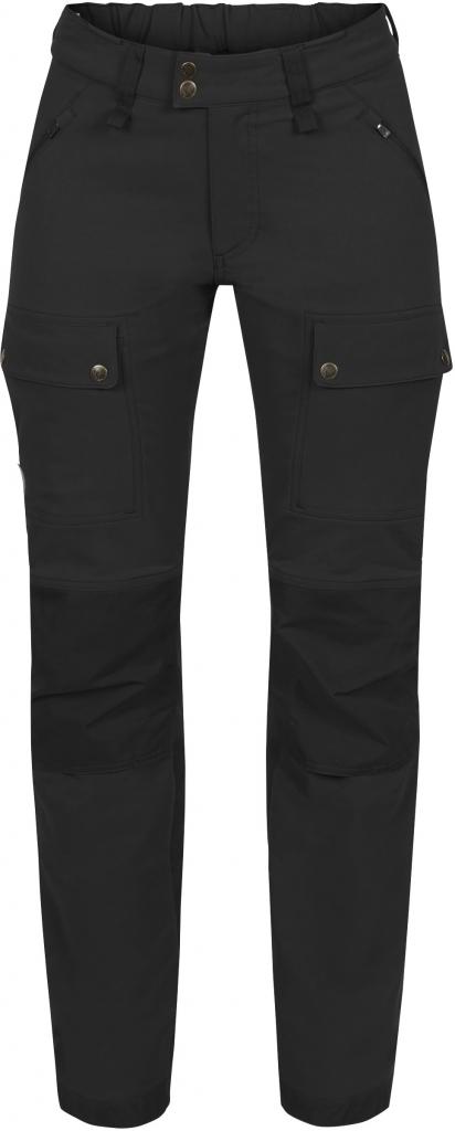 fjellreven keb touring trousers dame - black