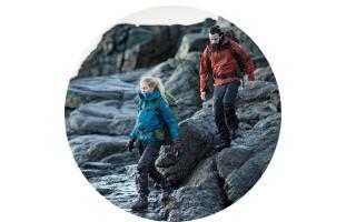 Kjøp Fjellreven Keb Eco Shell Jakke hos Kleven Jakt & Fiske