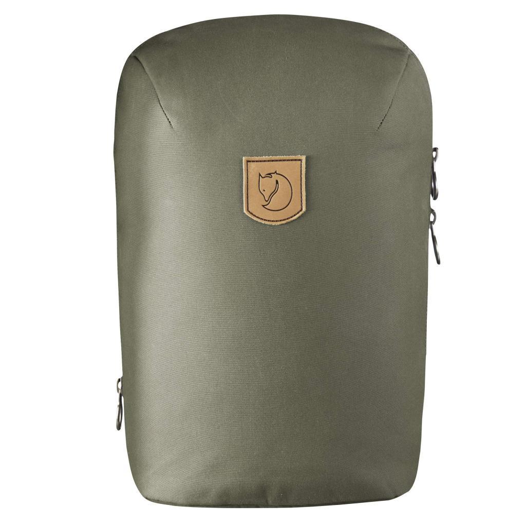 fjellreven kiruna backpack small - green