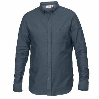 fjellreven Övik foxford shirt ls herre - dusk