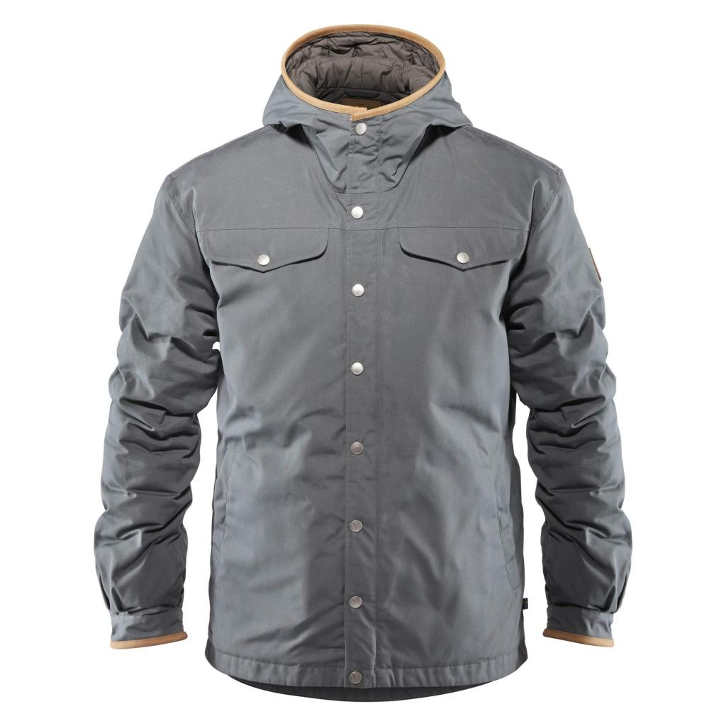 fjellreven greenland no. 1 down jacket herre - dusk