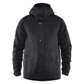 fjellreven Övik stretch padded jakke herre - black