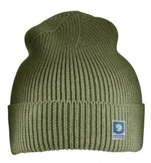 fjellreven greenland cotton beanie - green