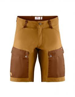 fjellreven keb shorts herre - chestnut - acorn