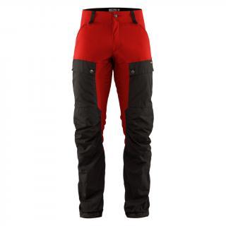 fjellreven keb bukse regular herre - stone grey - lava