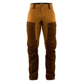 fjellreven keb bukse regular herre - chestnut - acorn