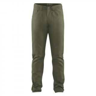 fjellreven greenland canvas jeans herre - green