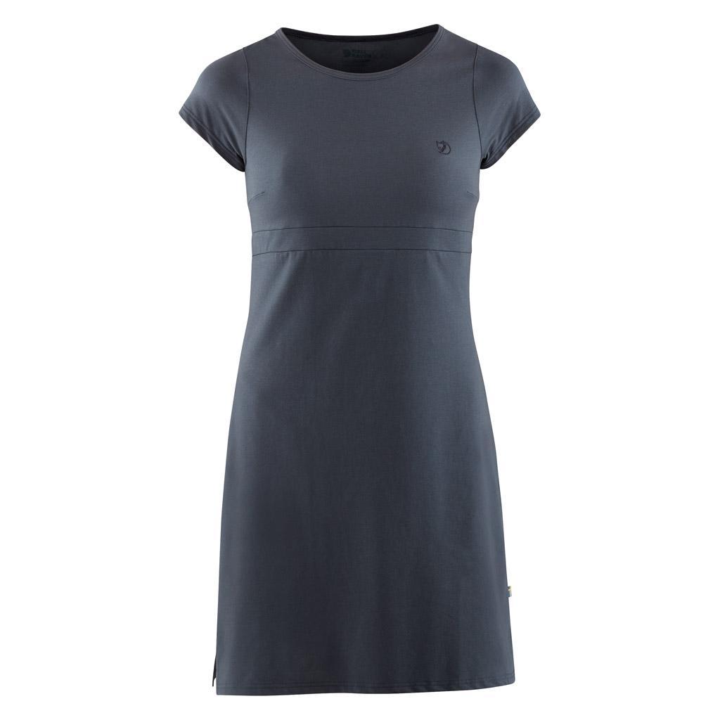 fjellreven high coast kjole dame - navy