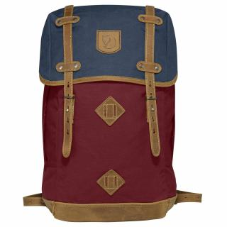 fjellreven rucksack no.21 large - ox red - navy