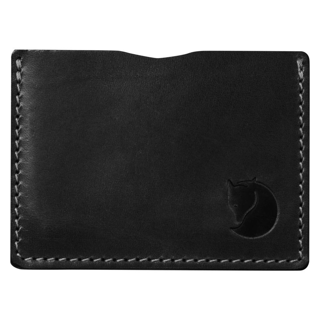 fjellreven Övik card holder - black