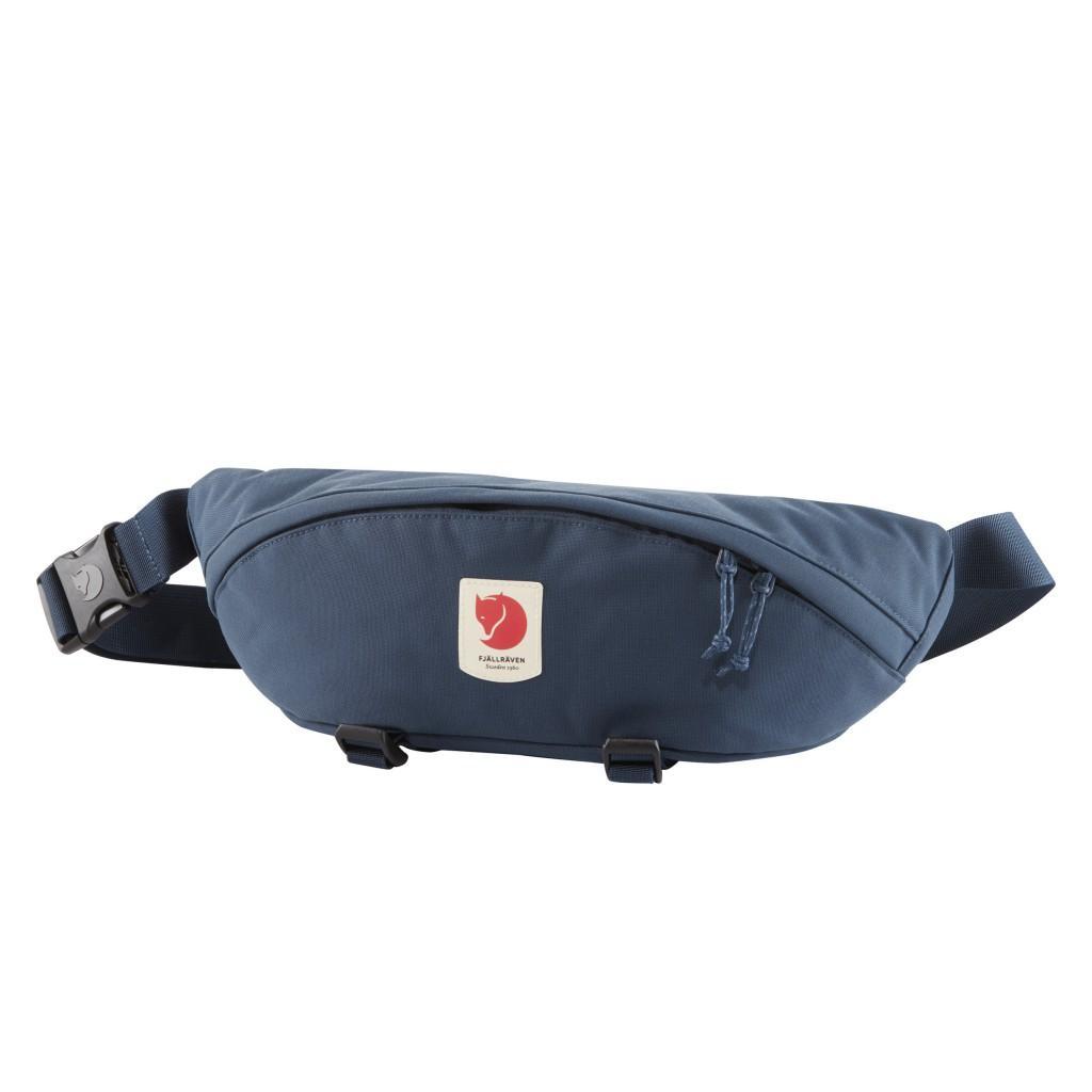 fjellreven ulvö hip pack large - mountain blue