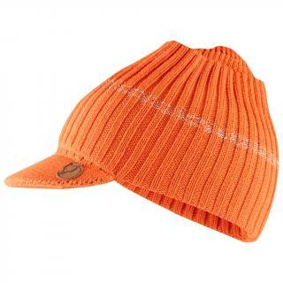 fjellreven lappland balaclava cap - burnt orange