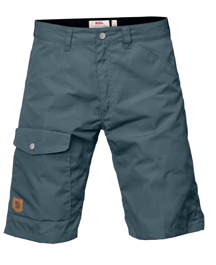 fjellreven greenland shorts herre - dusk