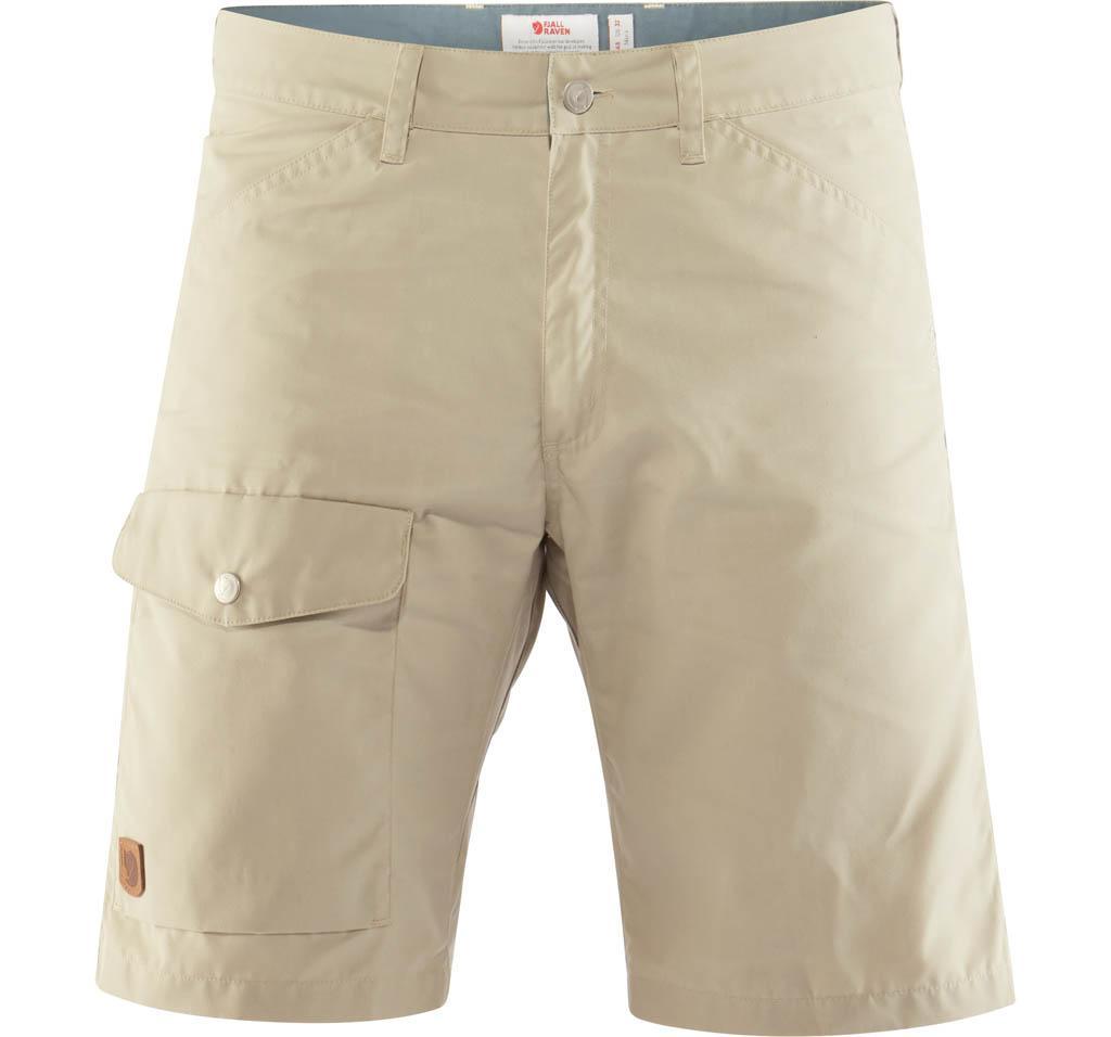 fjellreven greenland shorts herre - limestone