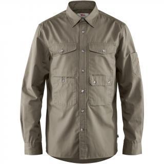fjellreven Övik shade pocket shirt herre - fog