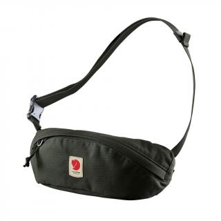 fjellreven ulvö hip pack medium - deep forest