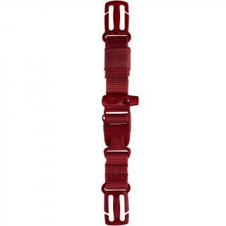 fjellreven kånken chest strap - ox red