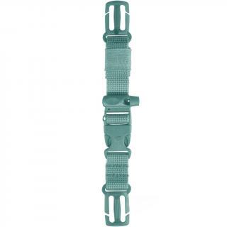 fjellreven kånken chest strap - frost green
