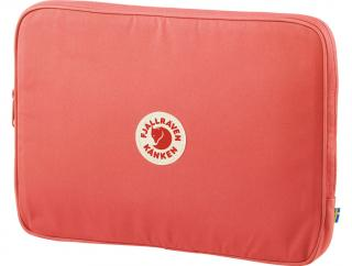 fjellreven kånken laptop case 13 - peach pink