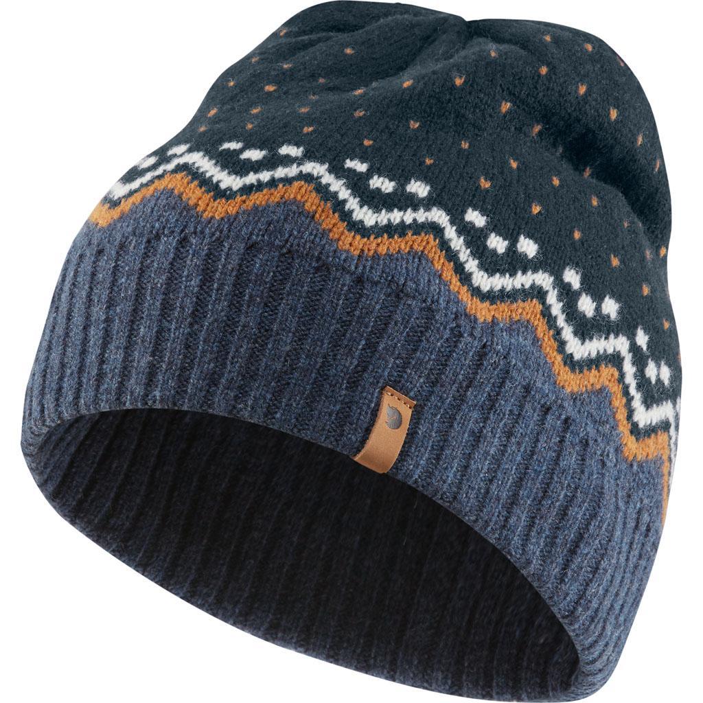 fjellreven Övik knit lue - dark navy