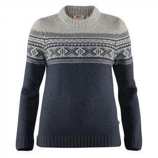 fjellreven Övik scandinavian sweater dame - navy