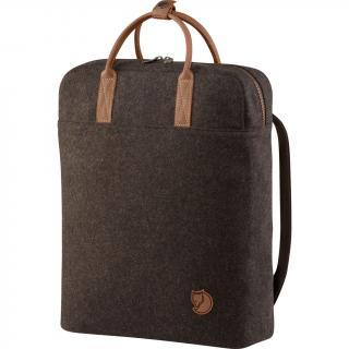 fjellreven norrvåge briefpack - brown