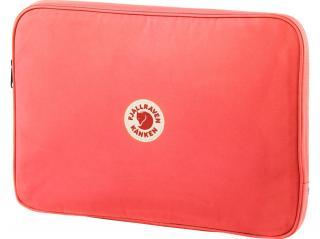 fjellreven kånken laptop case 15 - peach pink