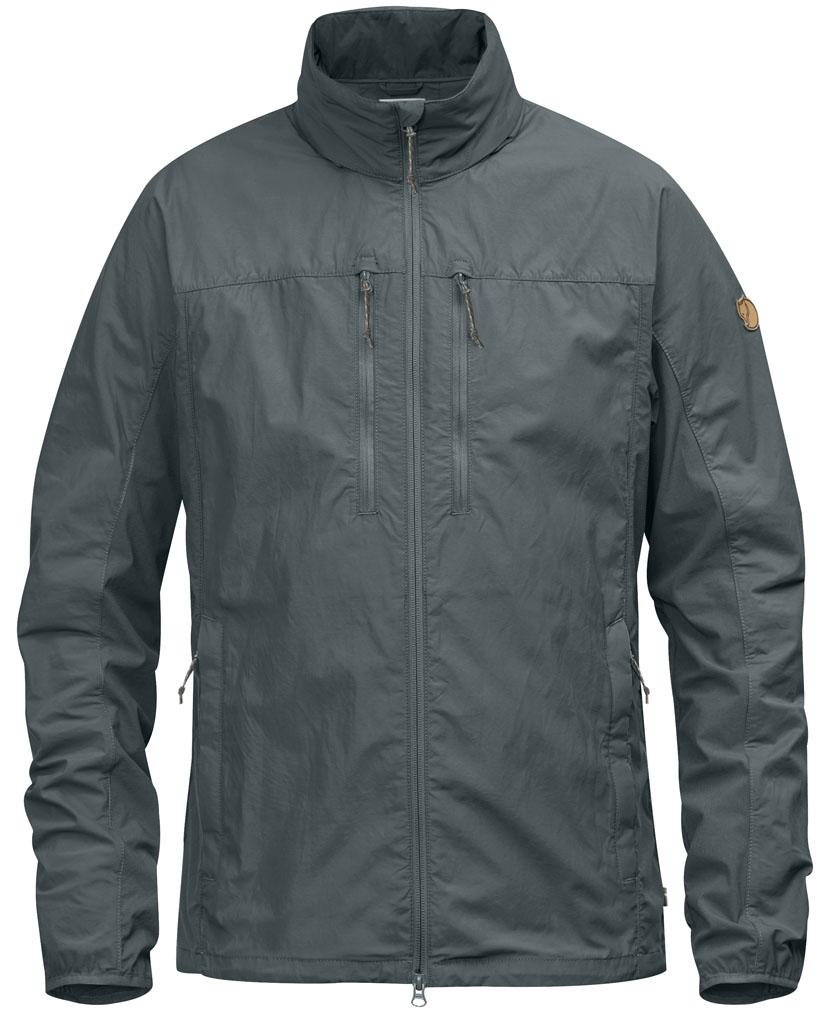 fjellreven high coast hybrid jakke - dusk