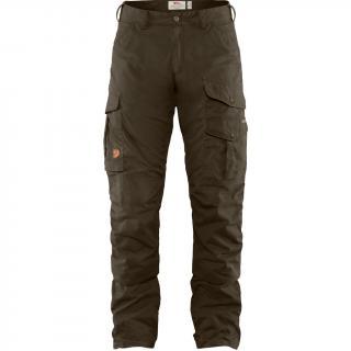 fjellreven barents pro hunting trousers herre - dark olive