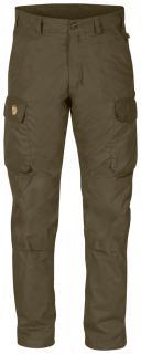 fjellreven brenner pro winter trousers herre - dark olive