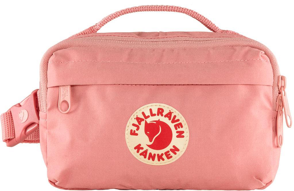 fjellreven kånken hip pack - pink