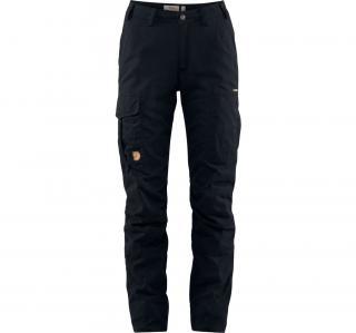 fjellreven karla pro winter trousers dame - black