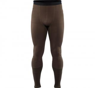 fjellreven värmland woolterry long johns herre - dark olive