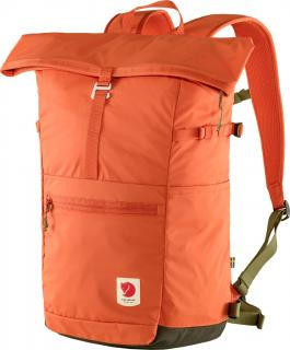 fjellreven high coast foldsack 24 - rowan red