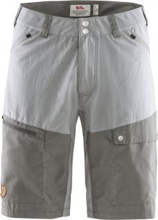 fjellreven abisko midsummer shorts herre - shark grey - super grey