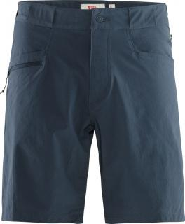 fjellreven high coast lite shorts herre - navy