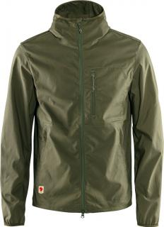 fjellreven high coast shade jakke herre - green