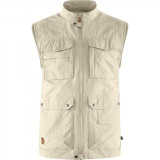 fjellreven travellers mt vest herre - light beige