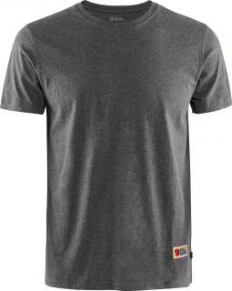fjellreven vardag t-shirt herre - stone grey