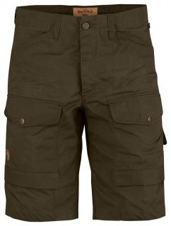 fjellreven shorts no. 5 - dark olive