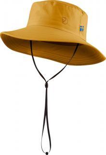 fjellreven abisko sun hat - ochre