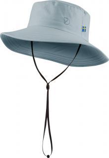 fjellreven abisko sun hat - mineral blue