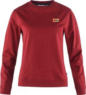 fjellreven vardag sweater dame - red oak