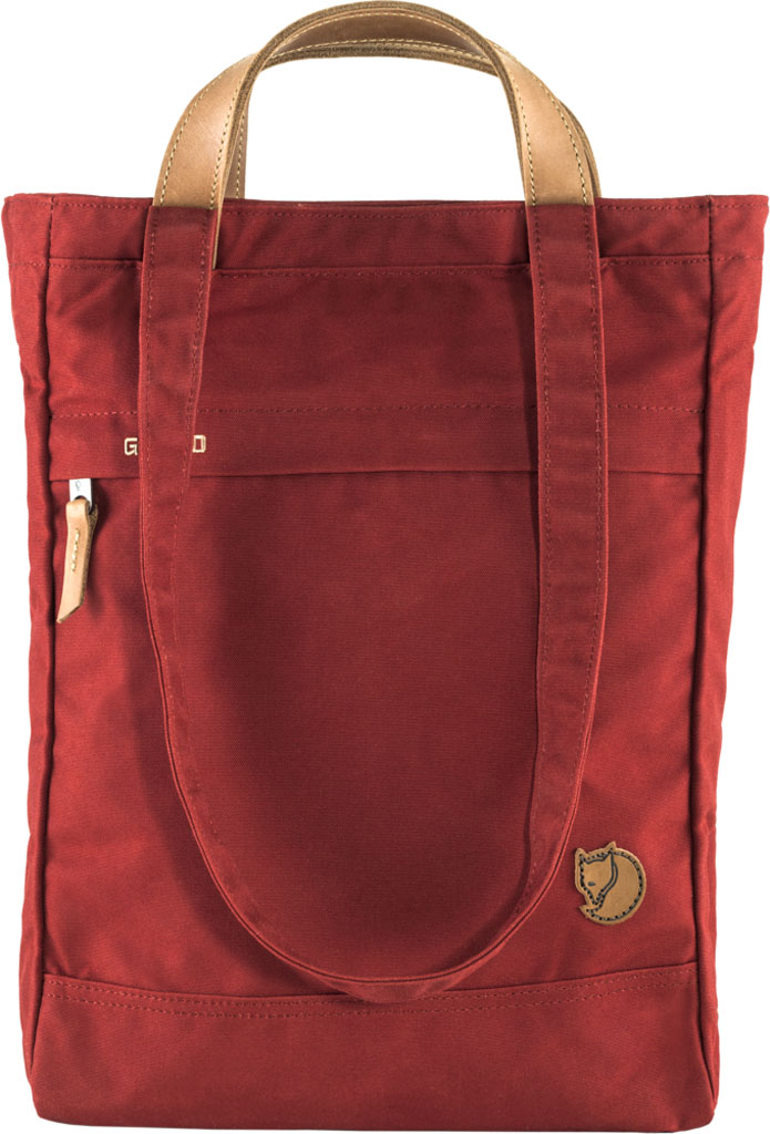 fjellreven totepack no. 1 small - deep red