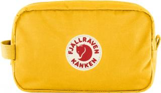 fjellreven kånken gear bag - warm yellow